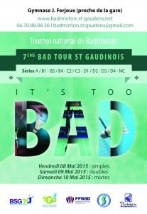 badtour 2015